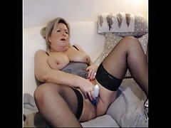 Mauture amateur whit toy nr73