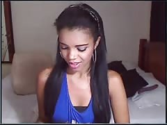 Colombian Webcam Lipsebony