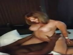 Amateur milf pounded by black cock